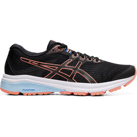 asics GT-1000 8 Chaussures Femme, black/sun coral